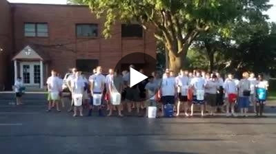 Troop Ice Bucket Challenge